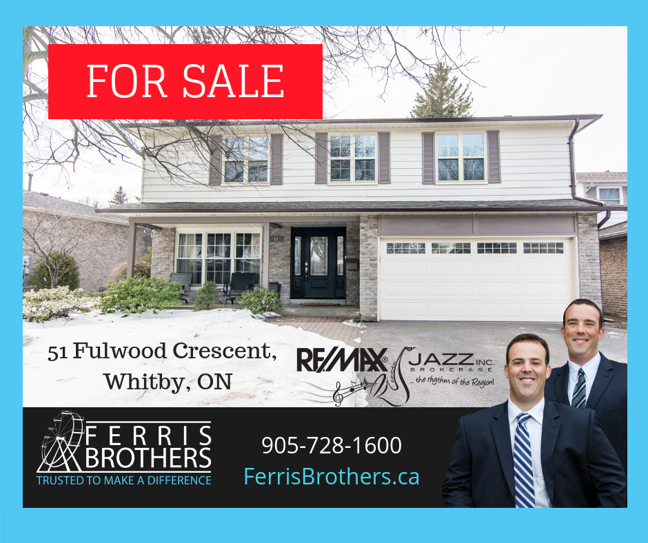 Beautiful 4 Bedroom , 4 Bathroom Home In Desired Pringle Creek, Whitby.