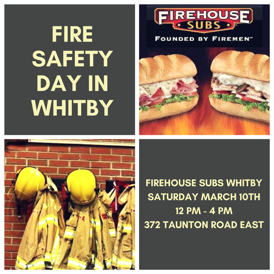 Fire Safety Day In Whitby