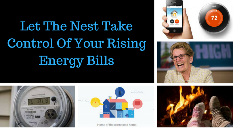 Let The Nest Take Control Of Your Rising Energy Bills